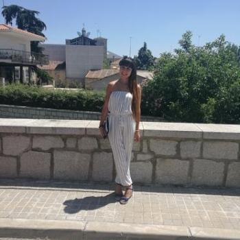 Niñera Madrid: Natalia