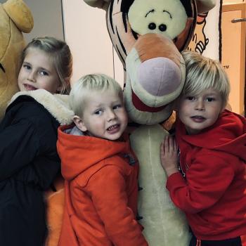 Ouder Rotterdam: oppasadres Annelien Luijkx