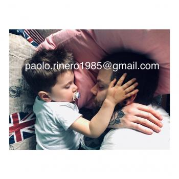 Babysitting job in Turin: babysitting job Paolo