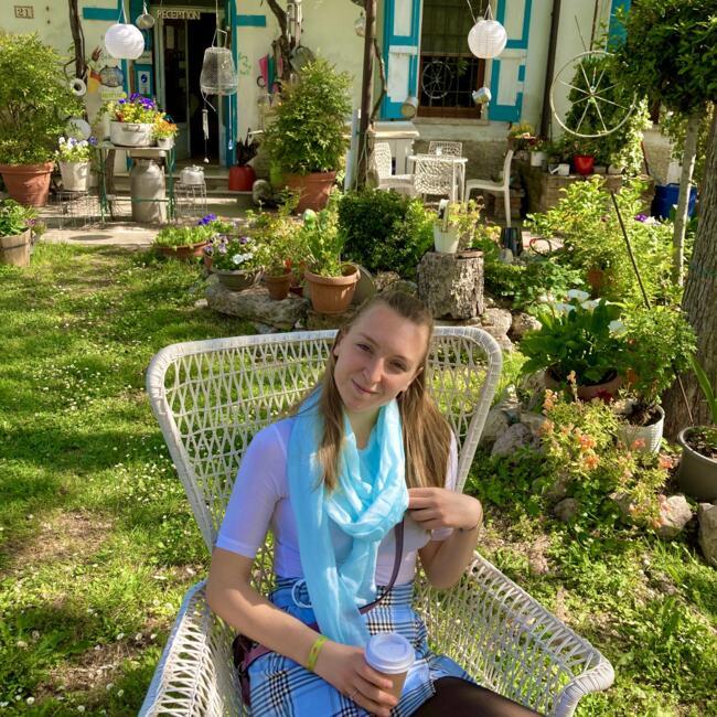 Babysitter a Paderno Dugnano: Giorgia