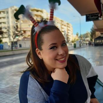 Canguro en Málaga: Eva María