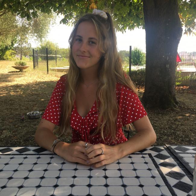 Baby-sitter in Mérignac: Nikita