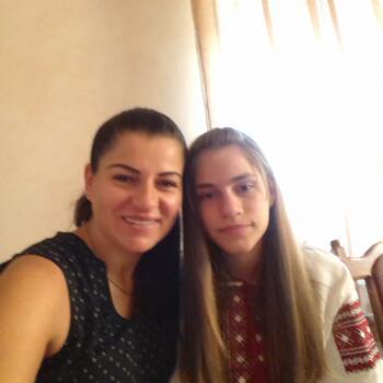 Babysitter in Brasschaat: Halyna