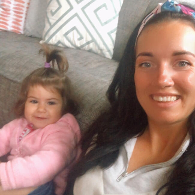 Babysitter in Queenstown: Katie