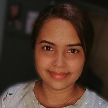 Niñera en La Granja: María