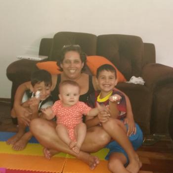 Babá Rio Preto: Ana