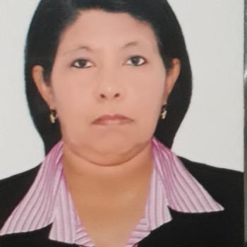 Niñera Yumbo: Olga beatriz