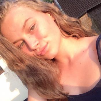 Oppas Maarsbergen: Sakina van der Eijk