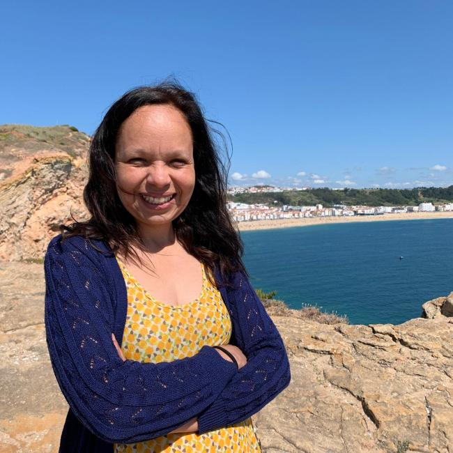 Ama em Leiria: Luciana