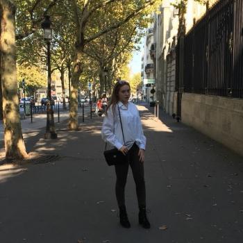Baby-sitter Paris: Margaux