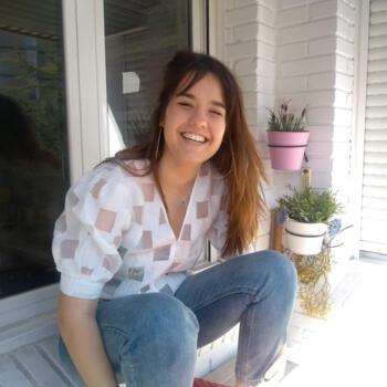 Babysitter in Vitoria-Gasteiz: Emma