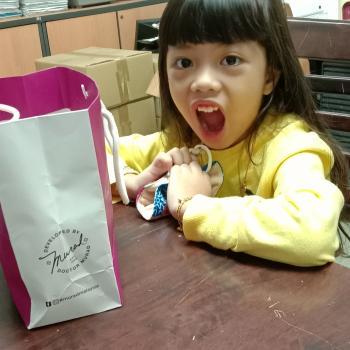 Babysitter Shah Alam: Siti