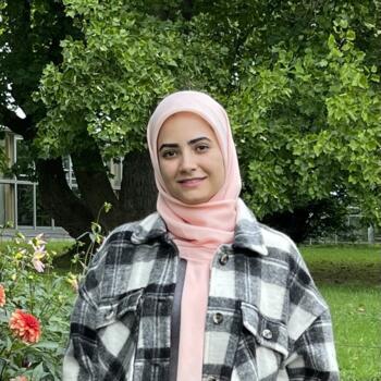Babysitter in Lund: Fatemeh
