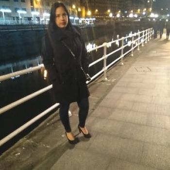 Babysitter Bilbao: Alexandra