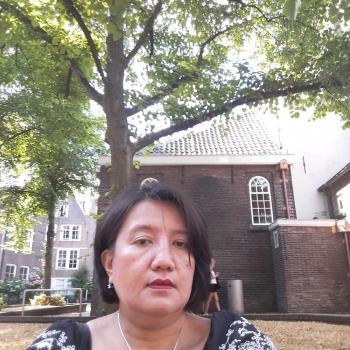 Oppas Amsterdam: Judy