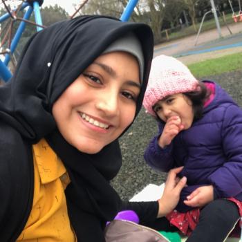 Babysitter Harrow: Zainab