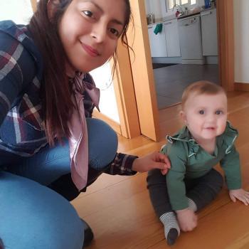 Nanny in Mataró: Leidy Rebeca
