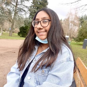 Babysitter in Saint-Etienne: Shamihah