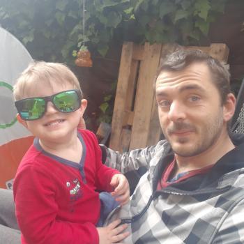 Babysitting job in Getafe: babysitting job David