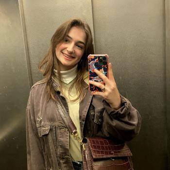 Babysitter in Cambridge: Evie