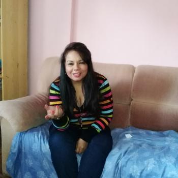 Canguro Huelva: Angela maria