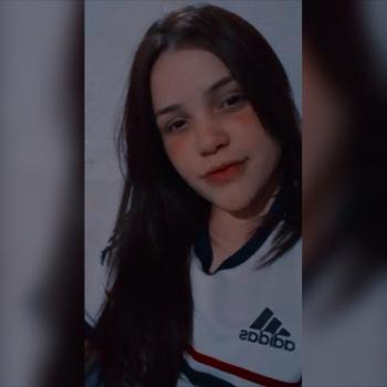 Babá Mogi das Cruzes: Maria Eduarda de Oliveira