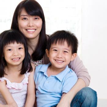 Parent Sakai: babysitting job 彩香