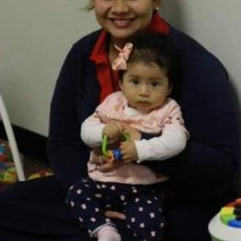 Babysitter San Francisco: Valeria