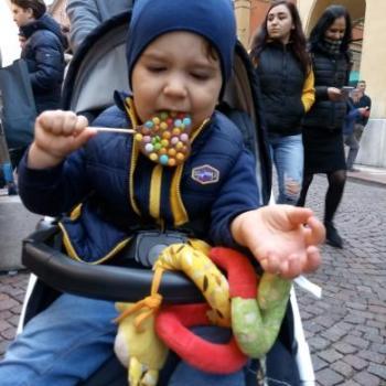 Genitore Reggio Emilia: lavoro per babysitter Massimo