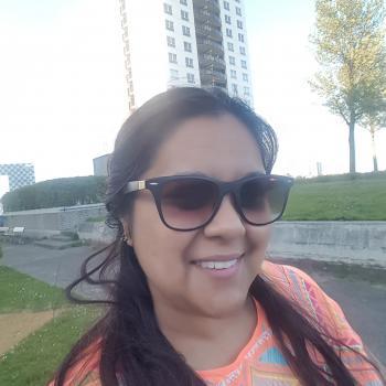 Oppas Rotterdam: Shalini