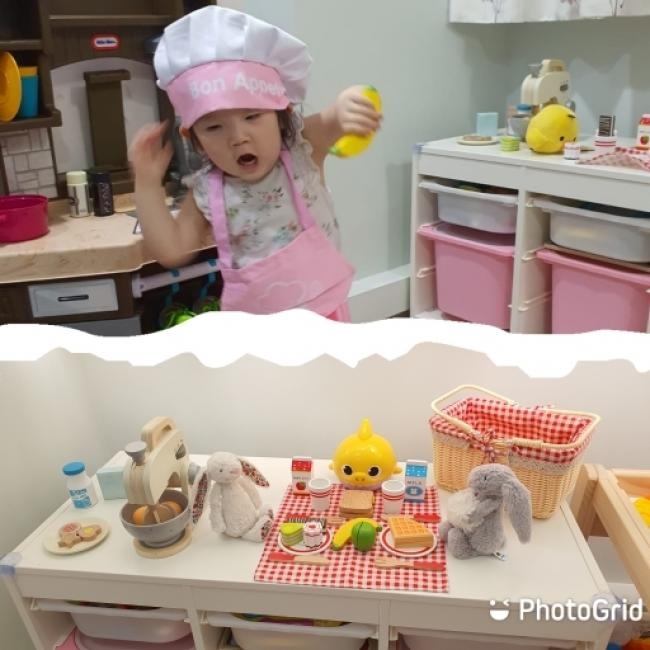 Babysitting job in Singapore: Shireen