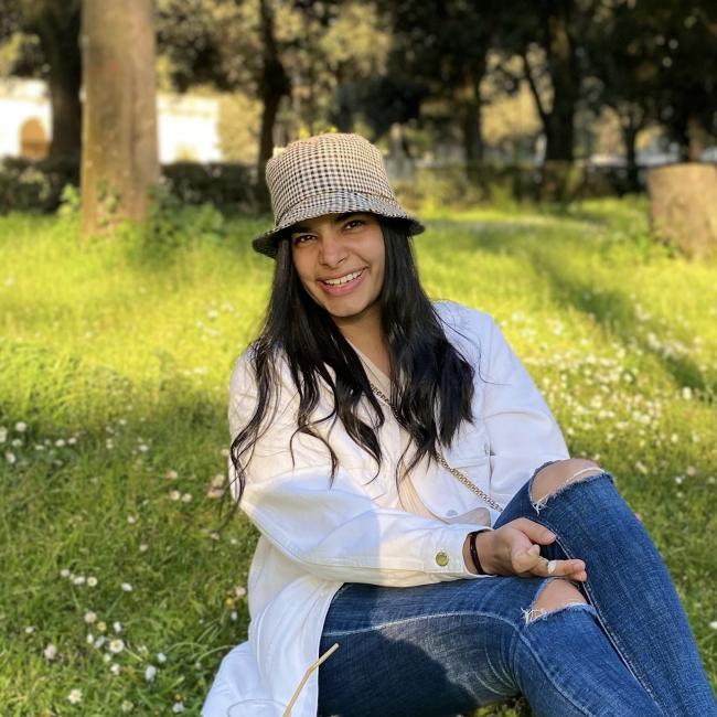 Babysitter in Rome: Fiorella