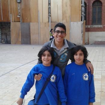Babysitter Roma: Amir