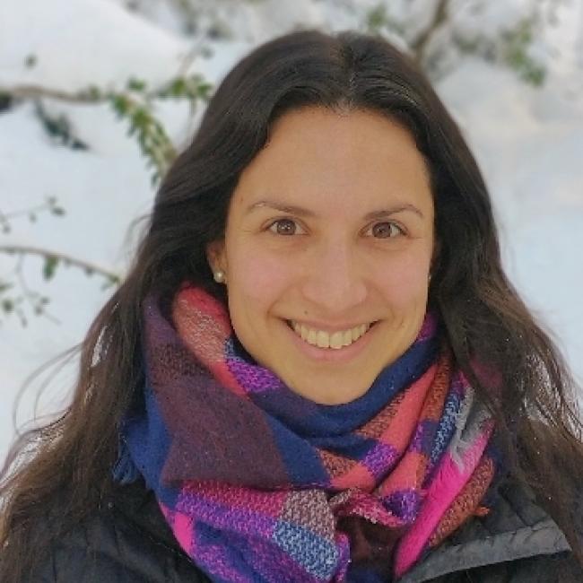 Onthaalouder in Brussel: Mariela