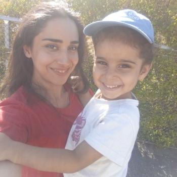 Barnvaktsjobb i Malmö: Roshanak