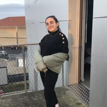 Baby-sitter in Le Havre: Linda