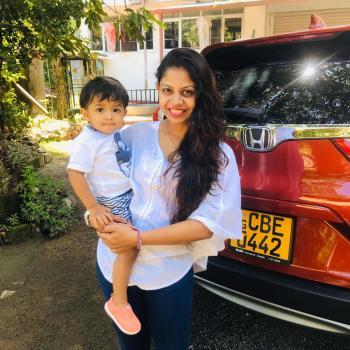 Babysitter Rauma: Shehani