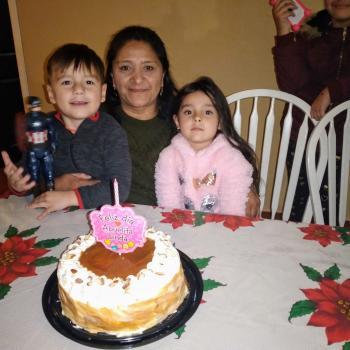 Babysitter Tijuana: Lucina