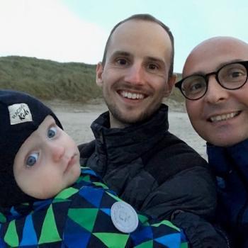 Babysitting job in Copenhagen: babysitting job Ludovic