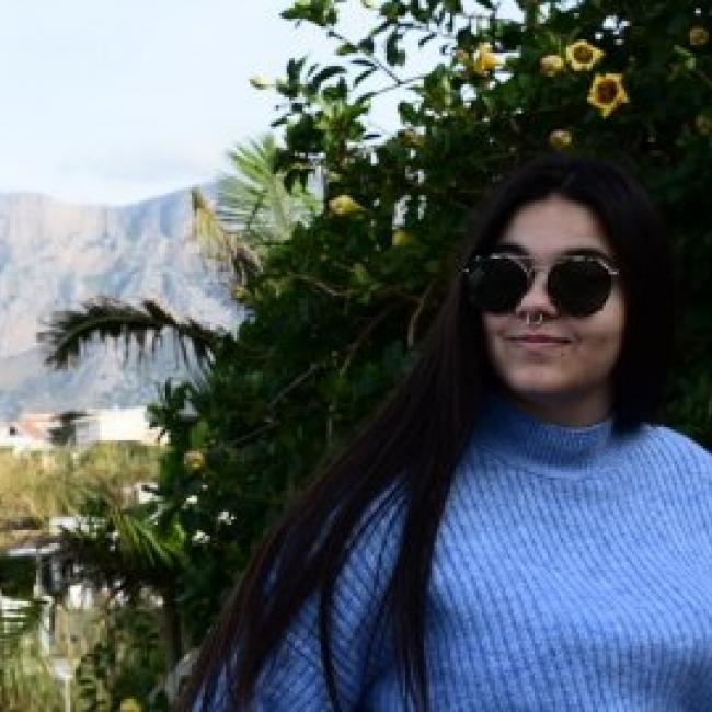 Canguro en Toledo: Laura