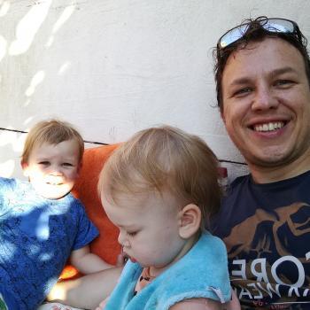Babysitwerk in Gent: Tom