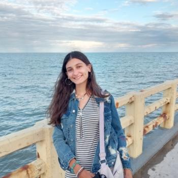 Babysitter in Tigre: Delfina