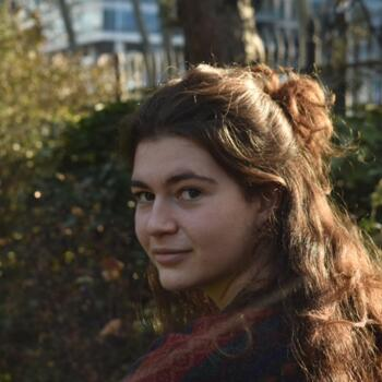 Babysitter in Brüssel: Giulia