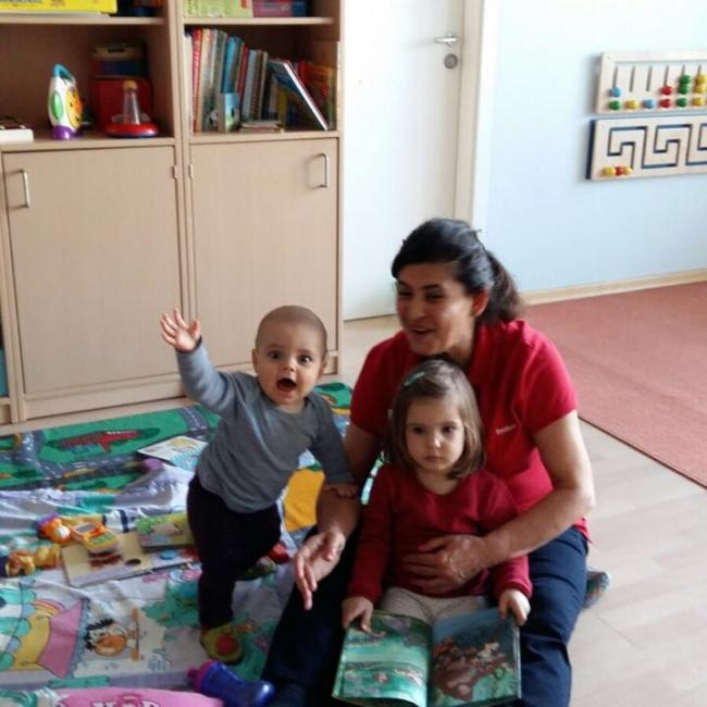 Babysitter in Berlin: Mahin