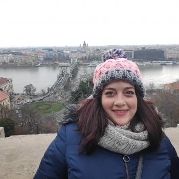 Canguro en Bilbao: Idoia