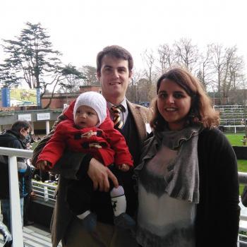 Família Évora: Trabalho de babysitting Pedro