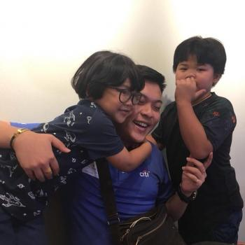 Babysitter Singapore: Jim Bryan Jun Hong
