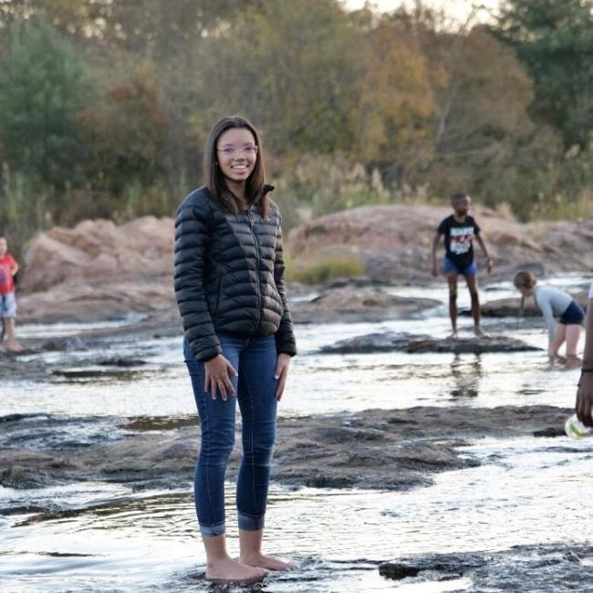 Babysitter in Johannesburg: Sarah-Mae