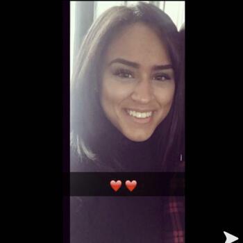 Oppas Utrecht: Najda Chakibi