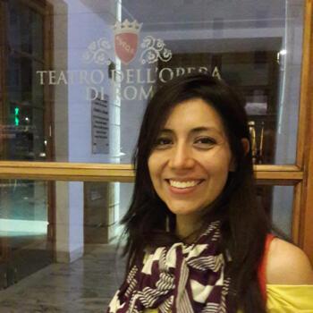 Babysitter a Perugia: Georgina del Carmen